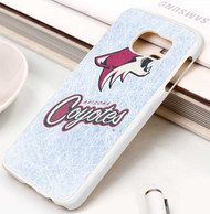 Arizona Coyotes 2 Samsung Galaxy S3 S4 S5 S6 S7 case / cases