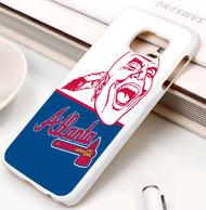 Atlanta Braves 3 Samsung Galaxy S3 S4 S5 S6 S7 case / cases
