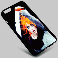 Hayley Williams 1 Paramore Iphone 4 4s 5 5s 5c 6 6plus 7 Samsung Galaxy s3 s4 s5 s6 s7 HTC Case