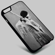 Jimi Hendrix 1 on your case iphone 4 4s 5 5s 5c 6 6plus 7 Samsung Galaxy s3 s4 s5 s6 s7 HTC Case