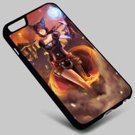 League of Legends Ahri on your case iphone 4 4s 5 5s 5c 6 6plus 7 Samsung Galaxy s3 s4 s5 s6 s7 HTC Case
