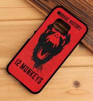 12 monkeys syfy HTC One X M7 M8 M9 Case