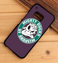 Anaheim Ducks 3 HTC One X M7 M8 M9 Case
