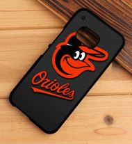 Baltimore Orioles 3 HTC One X M7 M8 M9 Case