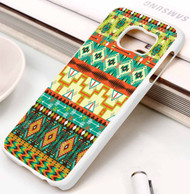 Aztec geometric Samsung Galaxy S3 S4 S5 S6 S7 case / cases