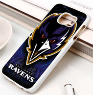 baltimore ravens 3 Samsung Galaxy S3 S4 S5 S6 S7 case / cases