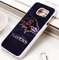 baltimore ravens Samsung Galaxy S3 S4 S5 S6 S7 case / cases