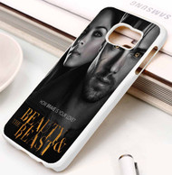 Beauty and the Beast - The Beast of Wall Street Samsung Galaxy S3 S4 S5 S6 S7 case / cases