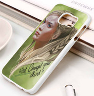Beth Greene walking dead Samsung Galaxy S3 S4 S5 S6 S7 case / cases