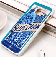 Blue Doom Samsung Galaxy S3 S4 S5 S6 S7 case / cases