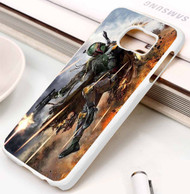 boba fett starwars Samsung Galaxy S3 S4 S5 S6 S7 case / cases