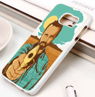 BREAKING BAD JESSE PINKMAN Samsung Galaxy S3 S4 S5 S6 S7 case / cases