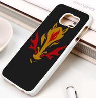 Calgary Flames 1 Samsung Galaxy S3 S4 S5 S6 S7 case / cases
