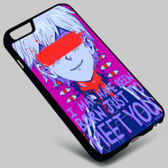 Neon Genesis Evangelion Kaworu Nagisa on your case iphone 4 4s 5 5s 5c 6 6plus 7 Samsung Galaxy s3 s4 s5 s6 s7 HTC Case