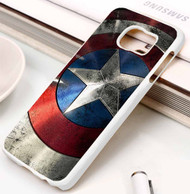 captain america Samsung Galaxy S3 S4 S5 S6 S7 case / cases