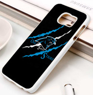 Carolina Panthers 2 Samsung Galaxy S3 S4 S5 S6 S7 case / cases