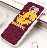 central michigan university Samsung Galaxy S3 S4 S5 S6 S7 case / cases