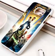 Clone Wars  star wars Samsung Galaxy S3 S4 S5 S6 S7 case / cases