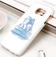 cophine orphan black Samsung Galaxy S3 S4 S5 S6 S7 case / cases