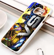 Darkseid VS Thanos Samsung Galaxy S3 S4 S5 S6 S7 case / cases