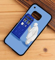 baymax tardis HTC One X M7 M8 M9 Case