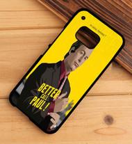 Better Call paul, De Breaking, Breaking Bad HTC One X M7 M8 M9 Case
