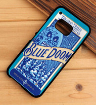 Blue Doom HTC One X M7 M8 M9 Case