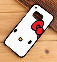 Cartoon Hello Kitty HTC One X M7 M8 M9 Case