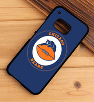 Chicago Bears 2 Kitty HTC One X M7 M8 M9 Case