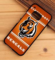 Cincinnati Bengals 3 HTC One X M7 M8 M9 Case