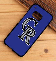 Colorado Rockies (2) HTC One X M7 M8 M9 Case
