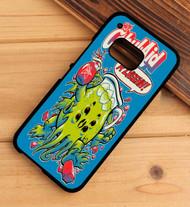 CTHUL-AID hey HTC One X M7 M8 M9 Case