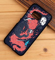 Death Of The Fire Demon HTC One X M7 M8 M9 Case