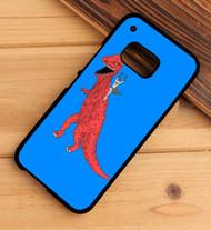 Dinosaur Batman Forever HTC One X M7 M8 M9 Case