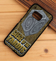 Doctor Who - Seige Of The TARDIS HTC One X M7 M8 M9 Case