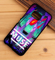 drones muse HTC One X M7 M8 M9 Case