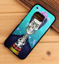 El Dia de Los Muertos FRIDA KAHLO HTC One X M7 M8 M9 Case