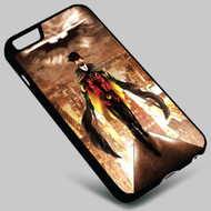 Robin Batman on your case iphone 4 4s 5 5s 5c 6 6plus 7 Samsung Galaxy s3 s4 s5 s6 s7 HTC Case