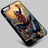 Spiderman (2) on your case iphone 4 4s 5 5s 5c 6 6plus 7 Samsung Galaxy s3 s4 s5 s6 s7 HTC Case