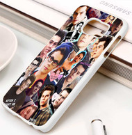 Dylan O'Brien Collage Samsung Galaxy S3 S4 S5 S6 S7 case / cases