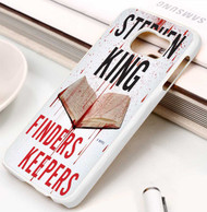 finders keepers stephen king Samsung Galaxy S3 S4 S5 S6 S7 case / cases
