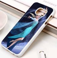 Frozen Ice Princess Samsung Galaxy S3 S4 S5 S6 S7 case / cases