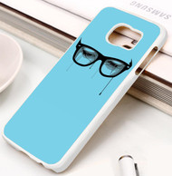 Glasses Samsung Galaxy S3 S4 S5 S6 S7 case / cases