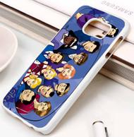 glee Samsung Galaxy S3 S4 S5 S6 S7 case / cases