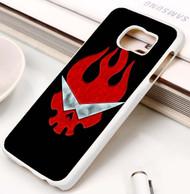 gurren lagann kamina cape 2 Samsung Galaxy S3 S4 S5 S6 S7 case / cases