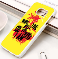 Gurren Lagann Kamina Quote Samsung Galaxy S3 S4 S5 S6 S7 case / cases