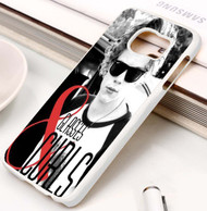 Harry Styles Glasses one direction Samsung Galaxy S3 S4 S5 S6 S7 case / cases