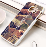 hart of dixie zoe and wade Samsung Galaxy S3 S4 S5 S6 S7 case / cases
