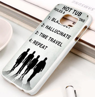 Hot Tub Time Machine Samsung Galaxy S3 S4 S5 S6 S7 case / cases