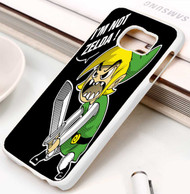 I'm Not ZELDA Samsung Galaxy S3 S4 S5 S6 S7 case / cases
